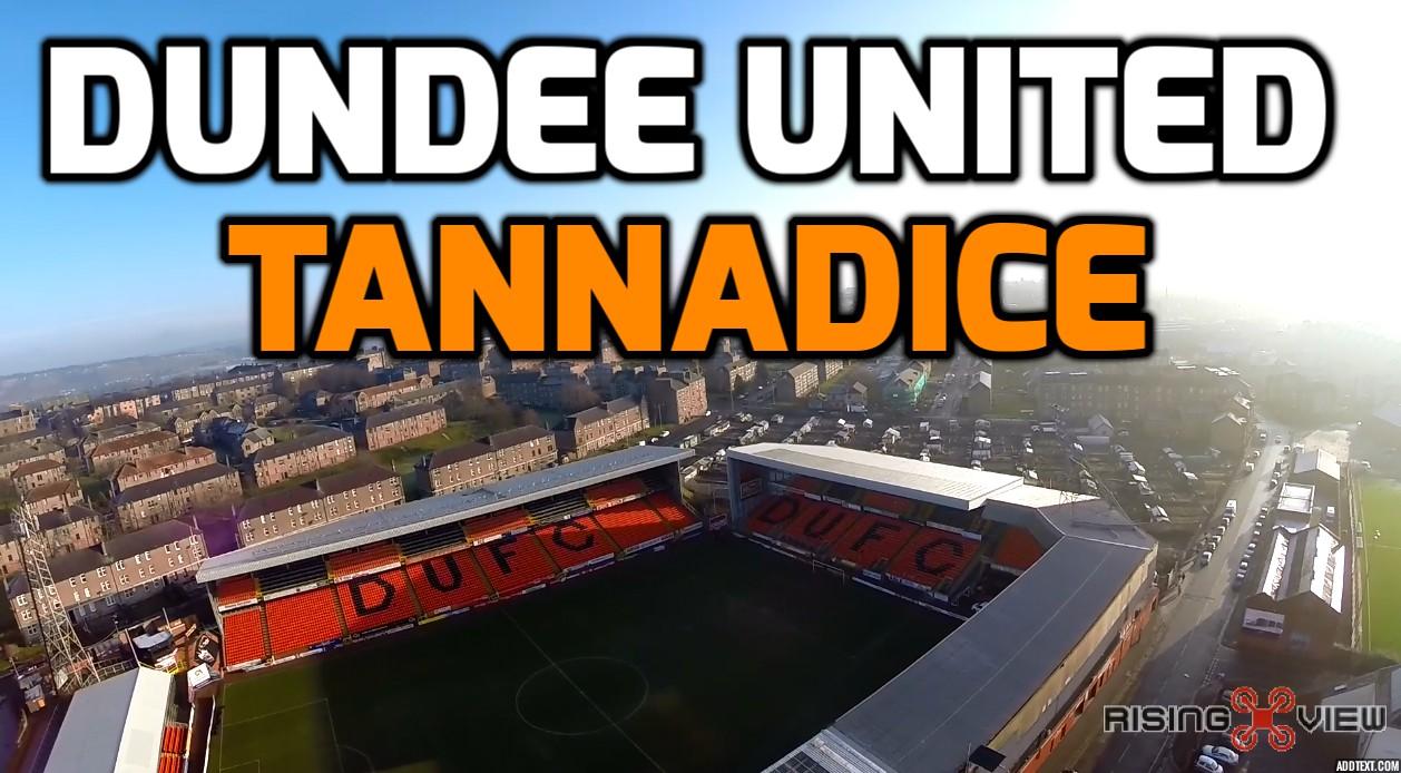 Dundee United Tannadice Stadium