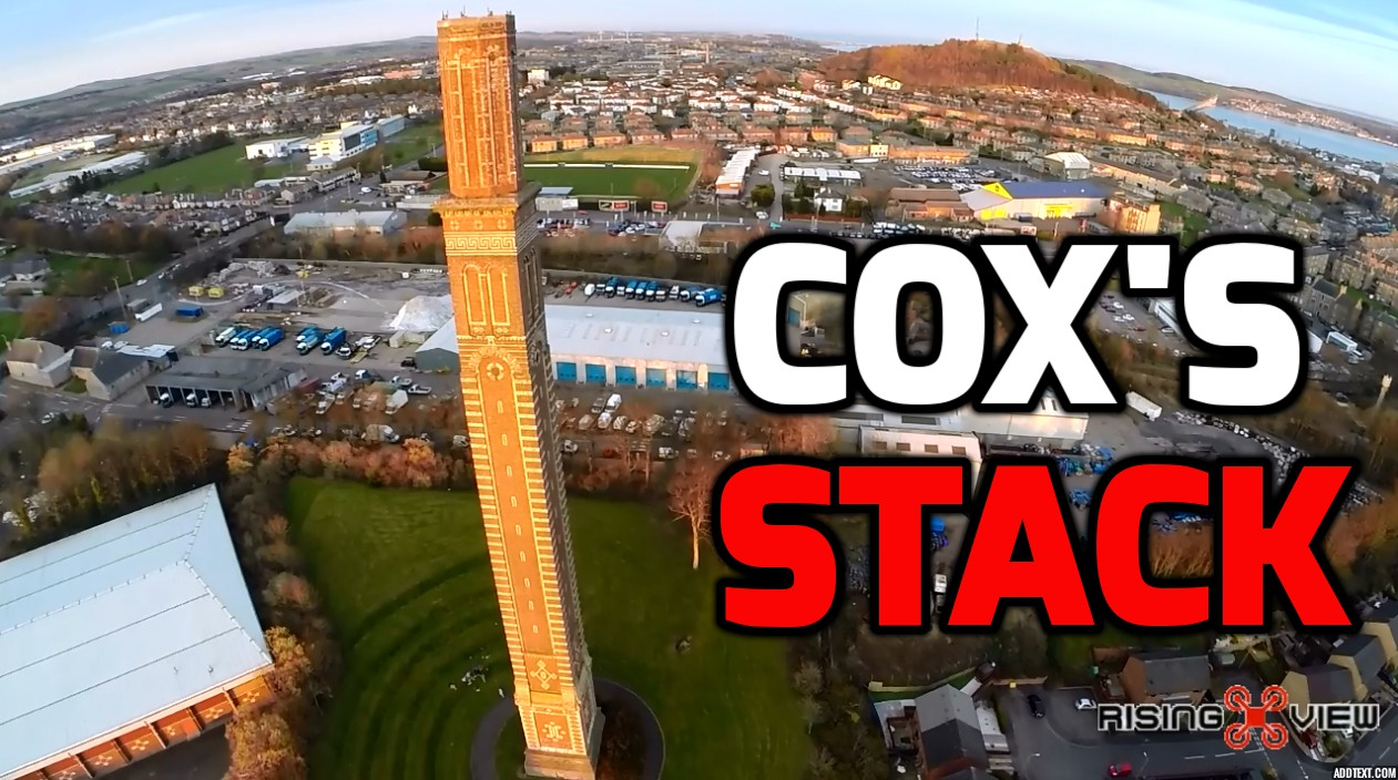 Cox's Stack, Lochee, Dundee