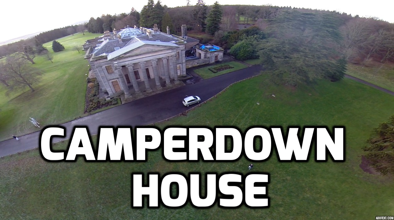 Camperdown House, Dundee, Scotland
