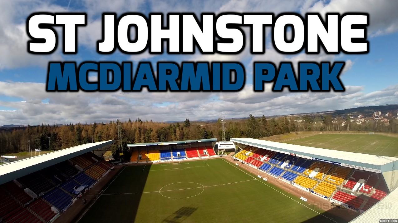St Johnstone – McDiarmid Park