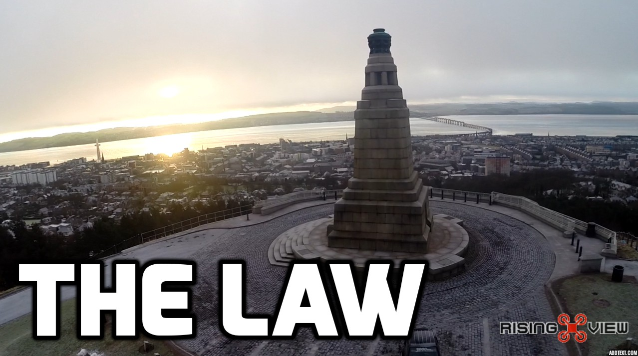 The Law, Dundee, Scotland