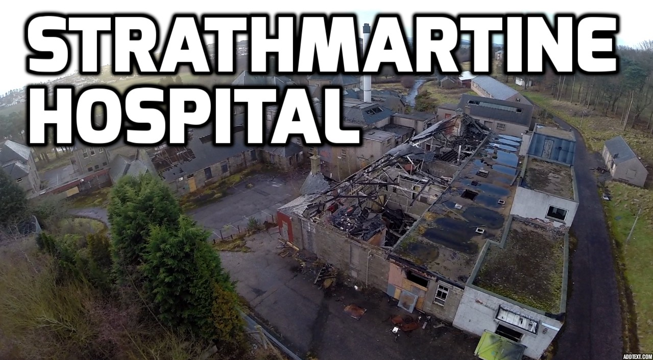 Strathmartine Hospital, Dundee, Scotland